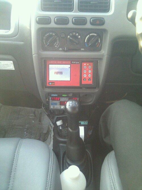 Aarya Cabs