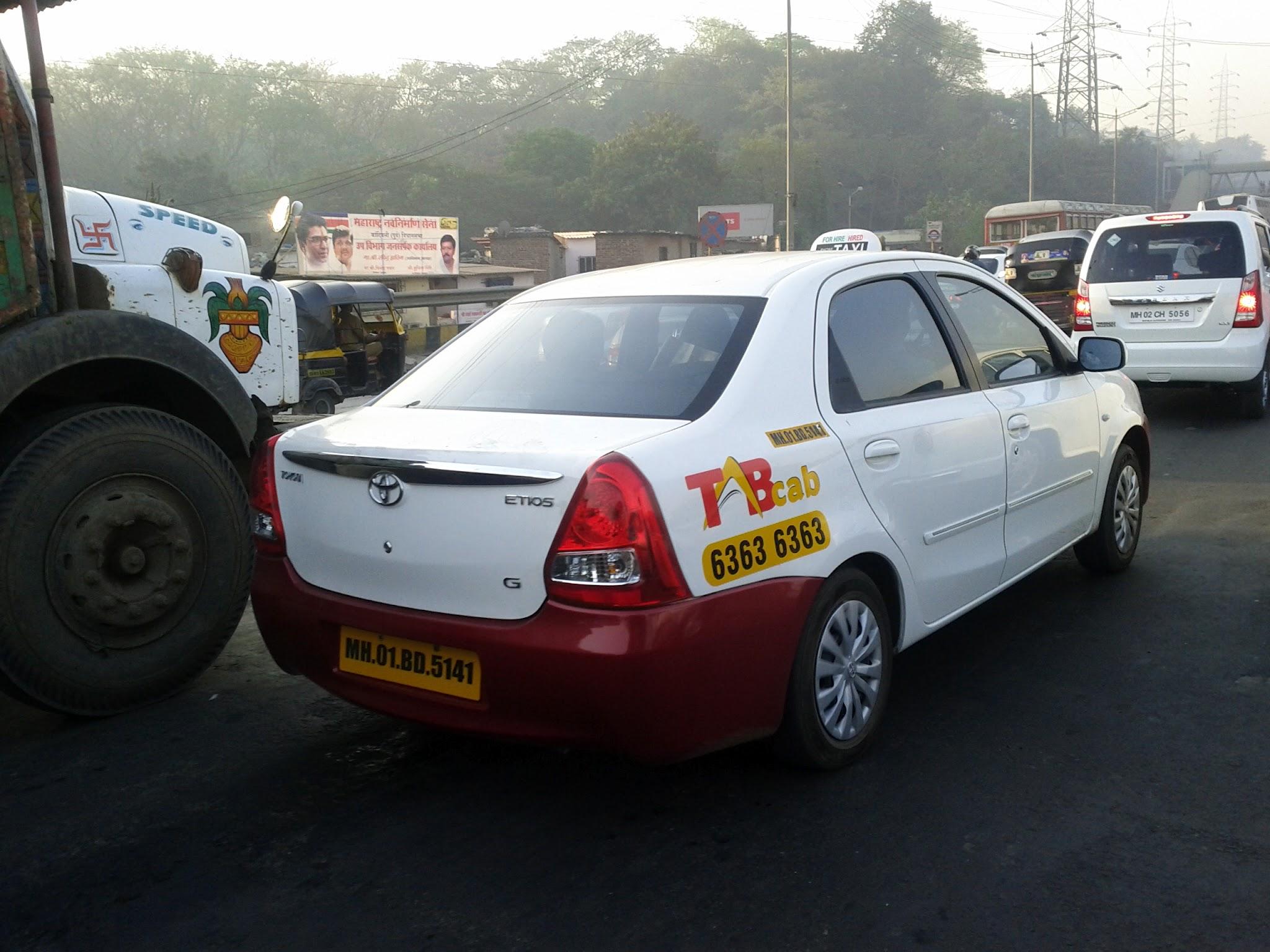 Luxury Cabs in Mumbai @ Rs.17 per km