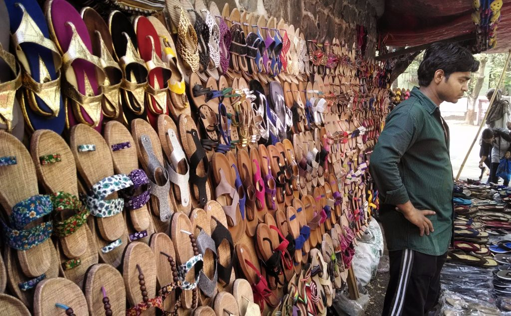 Street Shopping at Koregaon Park , Pune