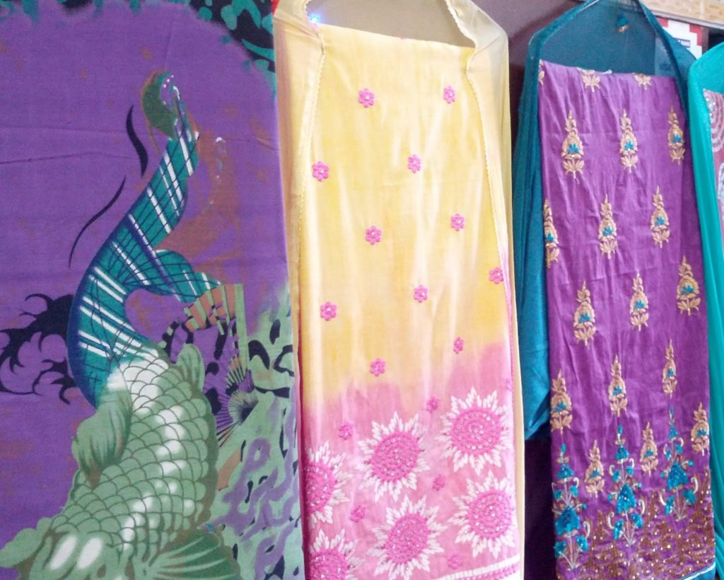 Suits and Sarees Shopping in Pune.
